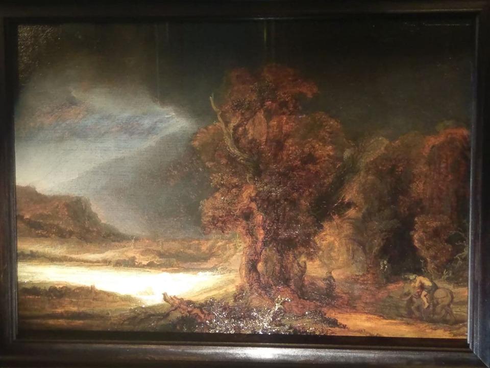 Rembrandt Przez Weekend Za 1 Pln W łazienkach