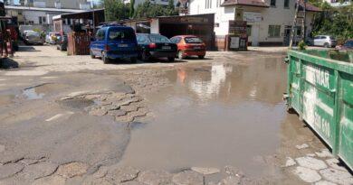 Rusza długo wyczekiwana przebudowa skrzyżowania ochockich ulic; Harfowej, Lutniowej i Lirowej