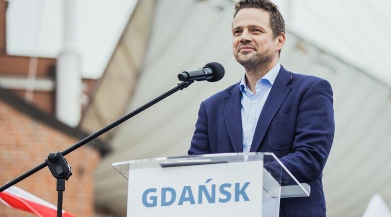 """R. Trzaskowski – """"mamy plan odnowy Rzeczypospolitej, który wspólnie będziemy realizowali"""""""